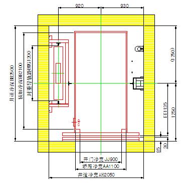 户型 户型图 平面图 设计 素材 365_366